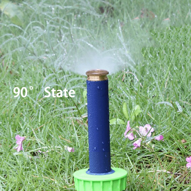 4-Pieces-1-2-Inch-Internal-Thread-Pop-Up-Nozzle-Lawn-Irrigation-Gear-Drive-M5I7 thumbnail 7
