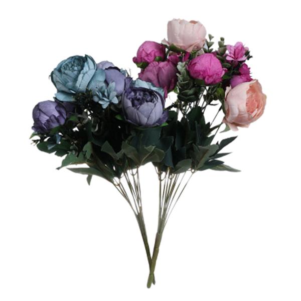 Mariage-Bouquet-de-MarieE-Simulation-MarieE-Tenant-des-Fleurs-CreAtif-en-Pl-O7Q7 miniature 3