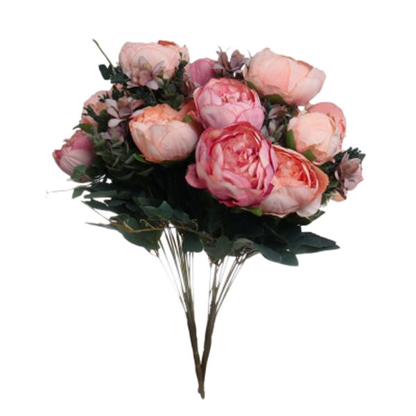 Mariage-Bouquet-de-MarieE-Simulation-MarieE-Tenant-des-Fleurs-CreAtif-en-Pl-O7Q7 miniature 4