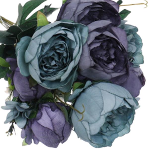 Mariage-Bouquet-de-MarieE-Simulation-MarieE-Tenant-des-Fleurs-CreAtif-en-Pl-O7Q7 miniature 12