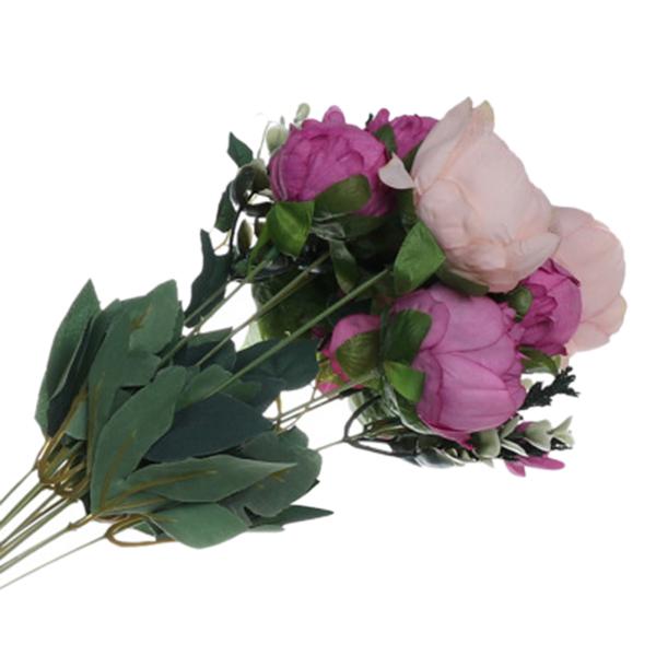 Mariage-Bouquet-de-MarieE-Simulation-MarieE-Tenant-des-Fleurs-CreAtif-en-Pl-O7Q7 miniature 13
