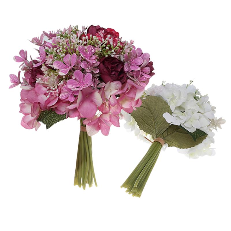 Simulation-MarieE-Tenant-des-Fleurs-CreAtives-en-Plastique-Bouquet-de-Demoi-T6P4 miniature 10