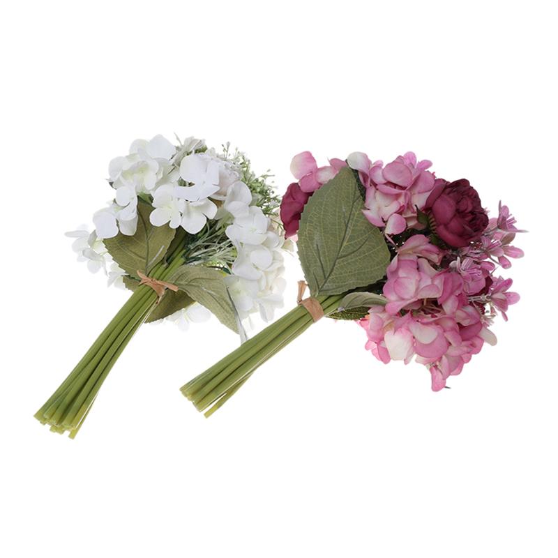 Simulation-MarieE-Tenant-des-Fleurs-CreAtives-en-Plastique-Bouquet-de-Demoi-T6P4 miniature 15