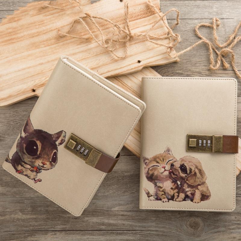 B6-Cuaderno-Lindo-Bloc-de-Notas-Diario-Secreto-Memos-Planificador-Agenda-Cuadern miniatura 3