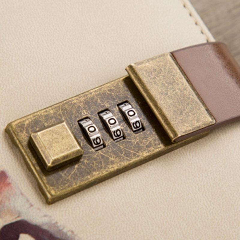 B6-Cuaderno-Lindo-Bloc-de-Notas-Diario-Secreto-Memos-Planificador-Agenda-Cuadern miniatura 9