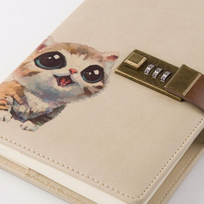 B6-Cuaderno-Lindo-Bloc-de-Notas-Diario-Secreto-Memos-Planificador-Agenda-Cuadern miniatura 11