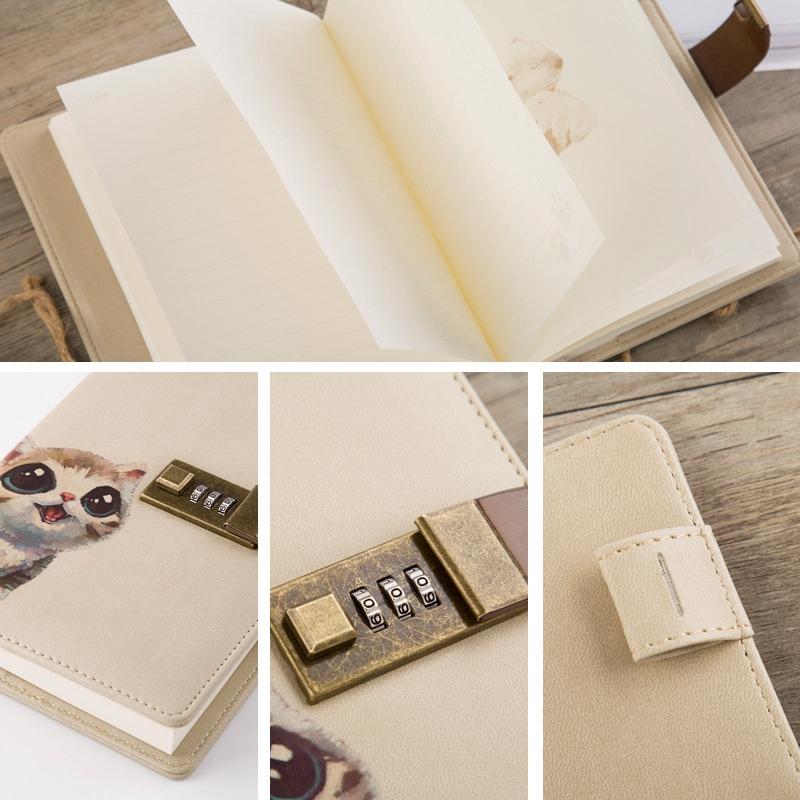 B6-Cuaderno-Lindo-Bloc-de-Notas-Diario-Secreto-Memos-Planificador-Agenda-Cuadern miniatura 18
