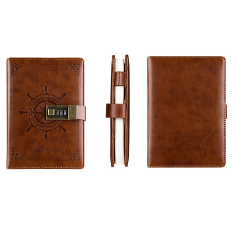 B6-Cuaderno-de-Notas-de-la-Vendimia-Cuaderno-Diario-Memos-Diario-Planificador-Ag miniatura 3