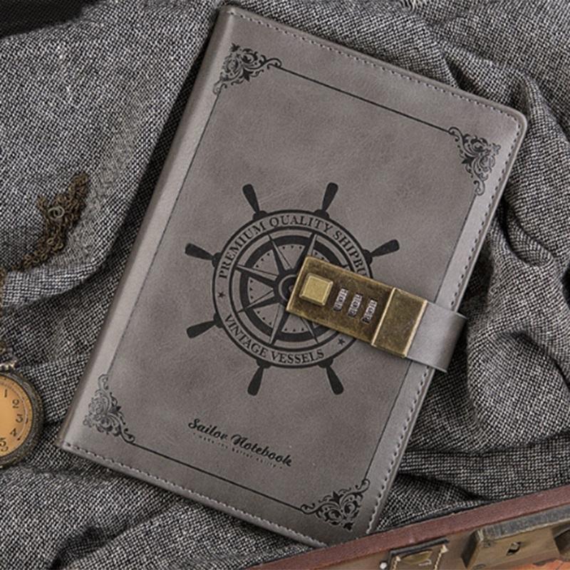 B6-Cuaderno-de-Notas-de-la-Vendimia-Cuaderno-Diario-Memos-Diario-Planificador-Ag miniatura 5