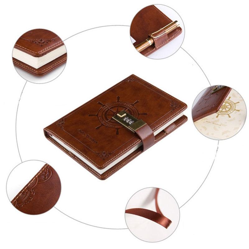 B6-Cuaderno-de-Notas-de-la-Vendimia-Cuaderno-Diario-Memos-Diario-Planificador-Ag miniatura 16
