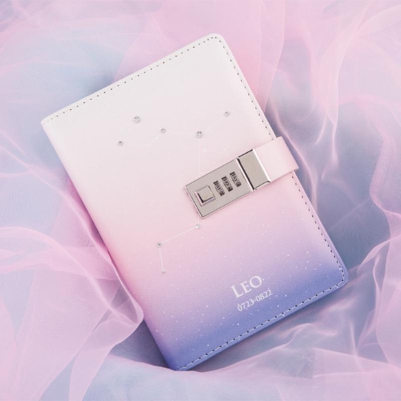 Cuaderno-Creativo-ConstelacioN-Manual-Diario-Diamante-DecoracioN-Diy-Planificado miniatura 4