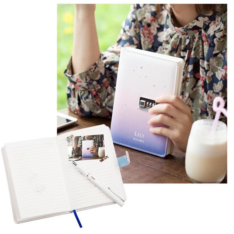 Cuaderno-Creativo-ConstelacioN-Manual-Diario-Diamante-DecoracioN-Diy-Planificado miniatura 9