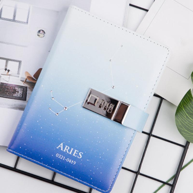Cuaderno-Creativo-ConstelacioN-Manual-Diario-Diamante-DecoracioN-Diy-Planificado miniatura 12