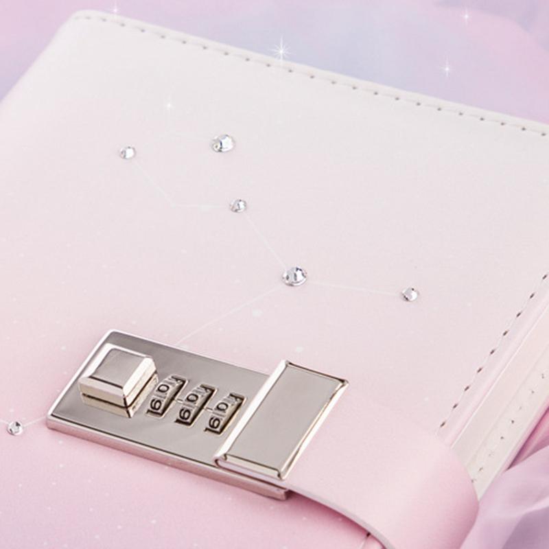 Cuaderno-Creativo-ConstelacioN-Manual-Diario-Diamante-DecoracioN-Diy-Planificado miniatura 15