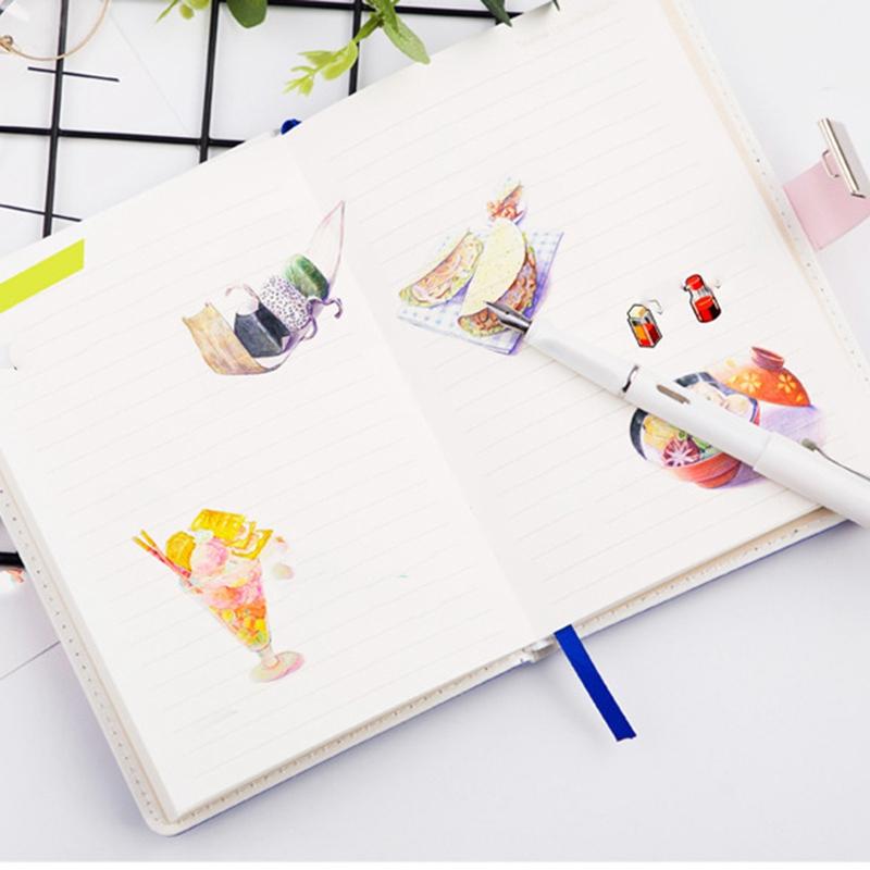 Cuaderno-Creativo-ConstelacioN-Manual-Diario-Diamante-DecoracioN-Diy-Planificado miniatura 16