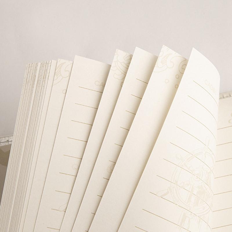 Retro-Vintage-Notebook-Contrasena-Planificador-de-Libros-Office-Lady-ProteccioN miniatura 9