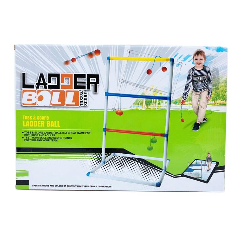 2X-Golf-Werfen-Ball-Leiter-Ball-Spiel-AussEn-LaeSsig-Spiel-Set-N3N7 Indexbild 3
