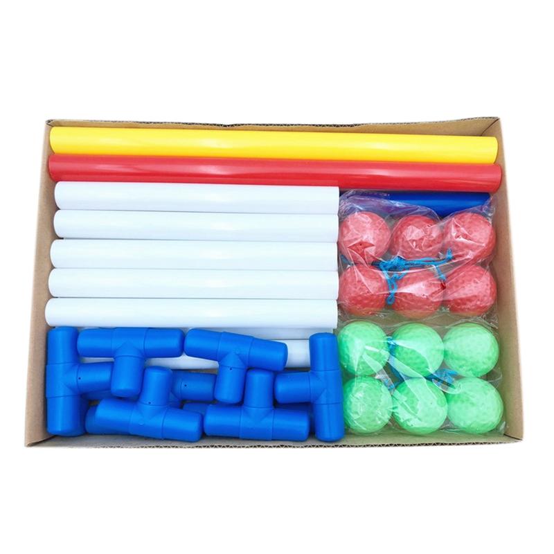 2X-Golf-Werfen-Ball-Leiter-Ball-Spiel-AussEn-LaeSsig-Spiel-Set-N3N7 Indexbild 4