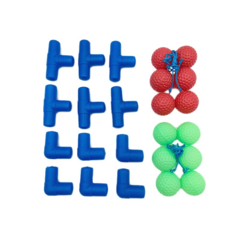 2X-Golf-Werfen-Ball-Leiter-Ball-Spiel-AussEn-LaeSsig-Spiel-Set-N3N7 Indexbild 5