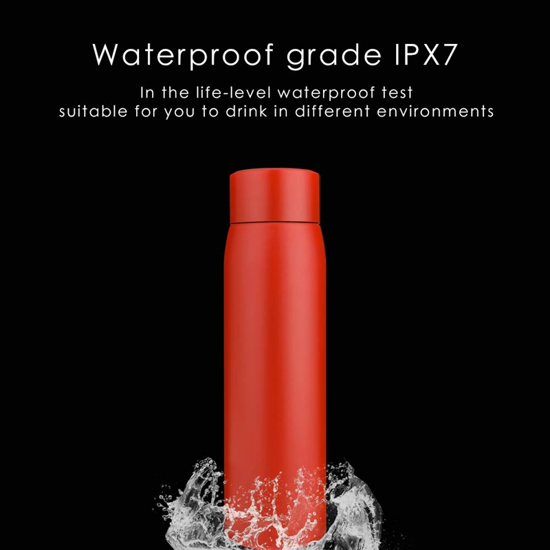 2X-Taza-de-Botella-de-Agua-Inteligente-Botella-de-Agua-de-Acero-Inoxidable-A4I7 miniatura 22