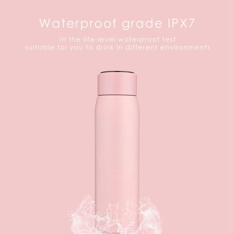 2X-Taza-de-Botella-de-Agua-Inteligente-Botella-de-Agua-de-Acero-Inoxidable-A4I7 miniatura 28