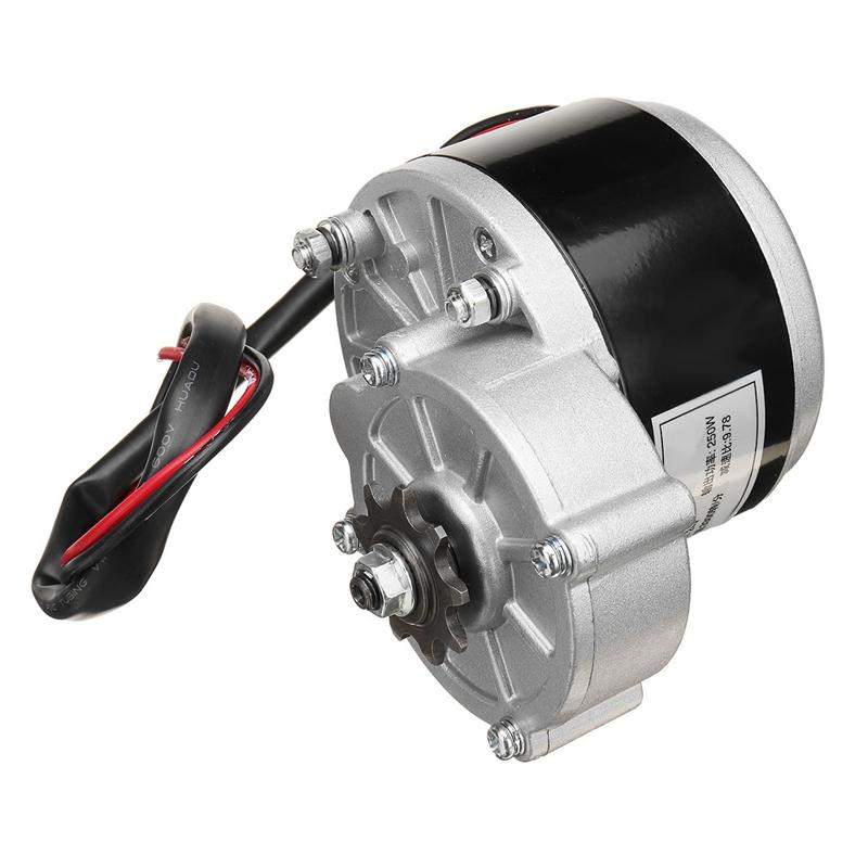 24V 250W Elektro Fahrrad Motor Umbausatz Elektro Fahrrad Naben Motor Contro C2I7