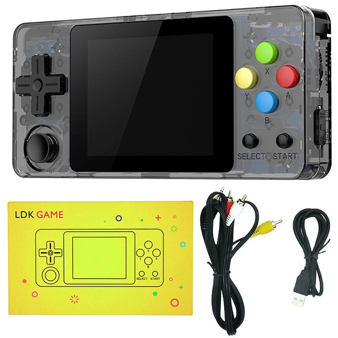 Ldk-Game-Diy-2-6-Pouce-ECran-Mini-Console-de-Jeu-de-Poche-Enfants-Nostalgiq-C5N3 miniature 10