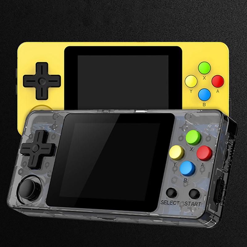 Ldk-Game-Diy-2-6-Pouce-ECran-Mini-Console-de-Jeu-de-Poche-Enfants-Nostalgiq-C5N3 miniature 11
