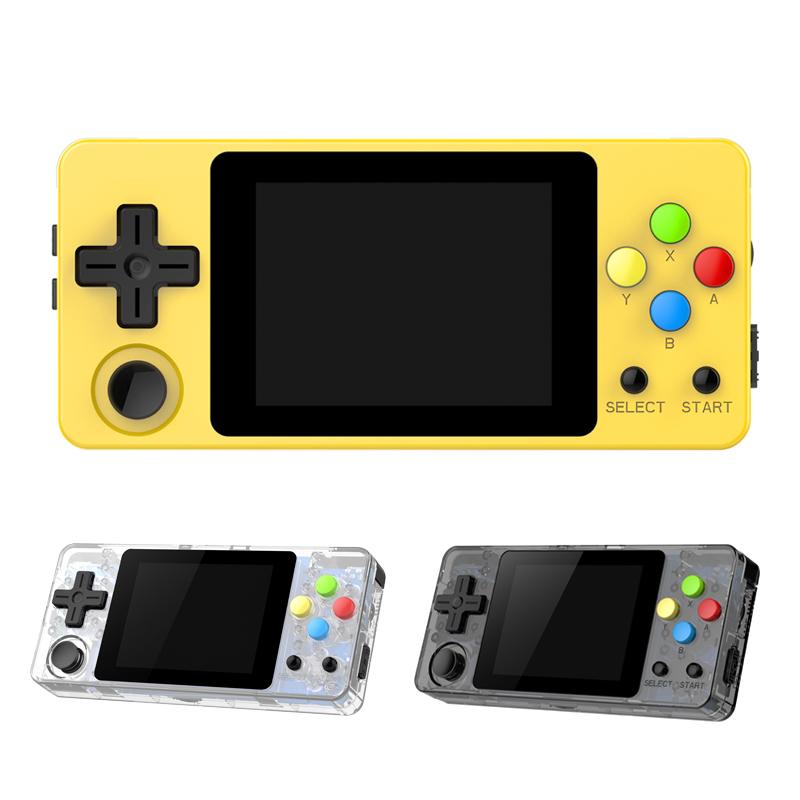 Ldk-Game-Diy-2-6-Pouce-ECran-Mini-Console-de-Jeu-de-Poche-Enfants-Nostalgiq-C5N3 miniature 13