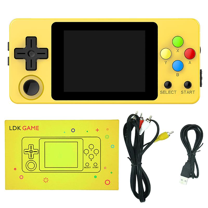 Ldk-Game-Diy-2-6-Pouce-ECran-Mini-Console-de-Jeu-de-Poche-Enfants-Nostalgiq-C5N3 miniature 17