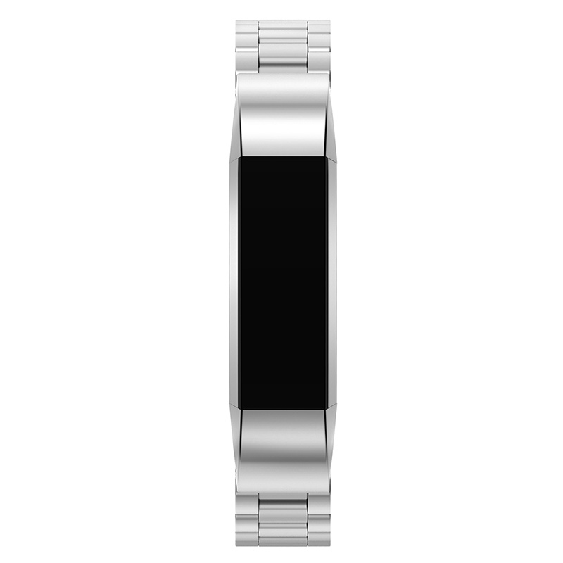 Bracelet-en-Acier-Inoxydable-de-Bracelet-de-Montre-de-Bande-de-Lien-pour-Fi-F5U4 miniature 3