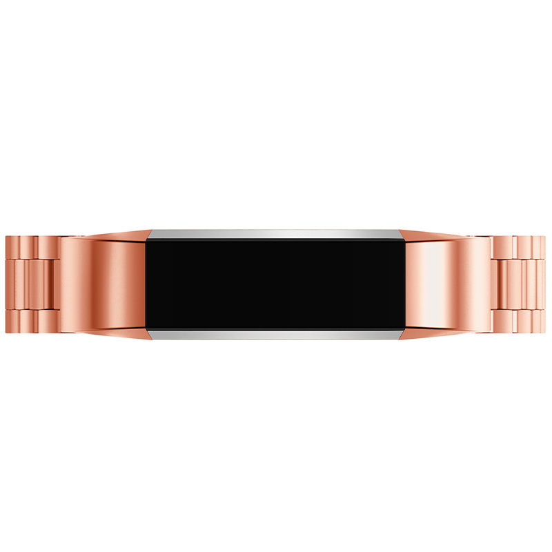 Bracelet-en-Acier-Inoxydable-de-Bracelet-de-Montre-de-Bande-de-Lien-pour-Fi-F5U4 miniature 10