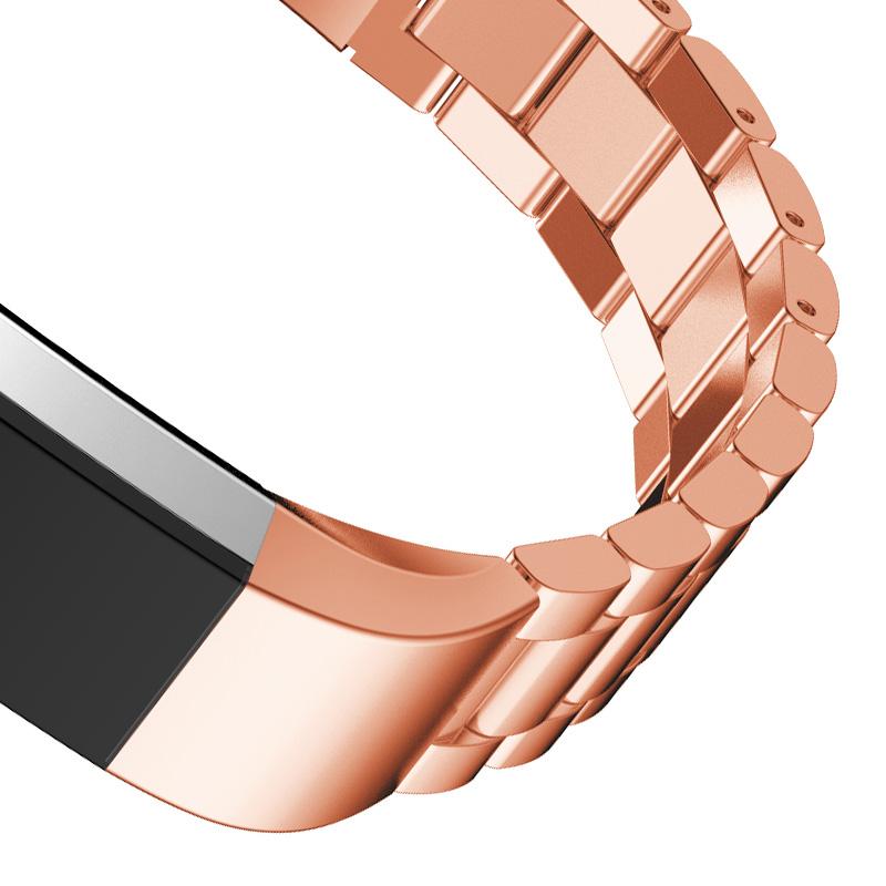 Bracelet-en-Acier-Inoxydable-de-Bracelet-de-Montre-de-Bande-de-Lien-pour-Fi-F5U4 miniature 12