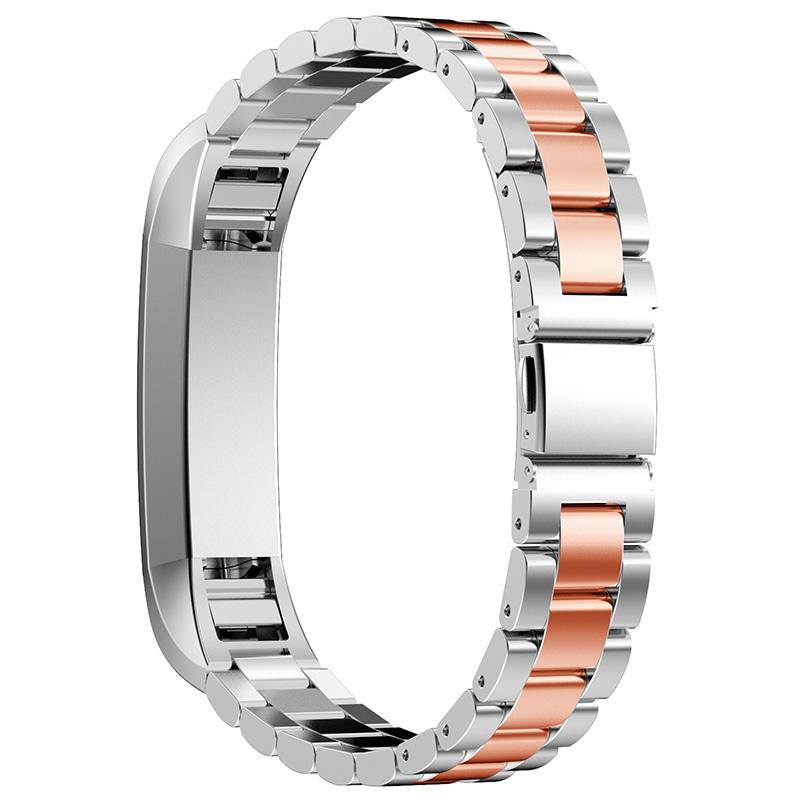 Bracelet-en-Acier-Inoxydable-de-Bracelet-de-Montre-de-Bande-de-Lien-pour-Fi-F5U4 miniature 21
