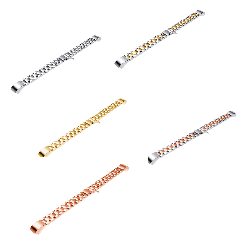 Bracelet-en-Acier-Inoxydable-de-Bracelet-de-Montre-de-Bande-de-Lien-pour-Fi-F5U4 miniature 25