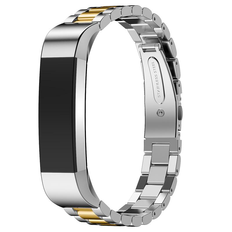 Bracelet-en-Acier-Inoxydable-de-Bracelet-de-Montre-de-Bande-de-Lien-pour-Fi-F5U4 miniature 27