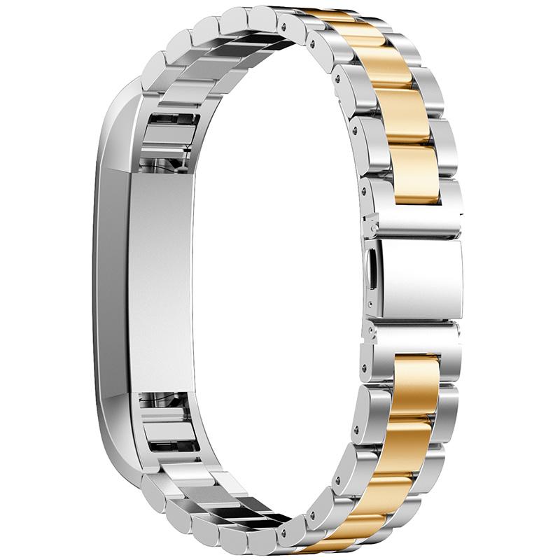 Bracelet-en-Acier-Inoxydable-de-Bracelet-de-Montre-de-Bande-de-Lien-pour-Fi-F5U4 miniature 29