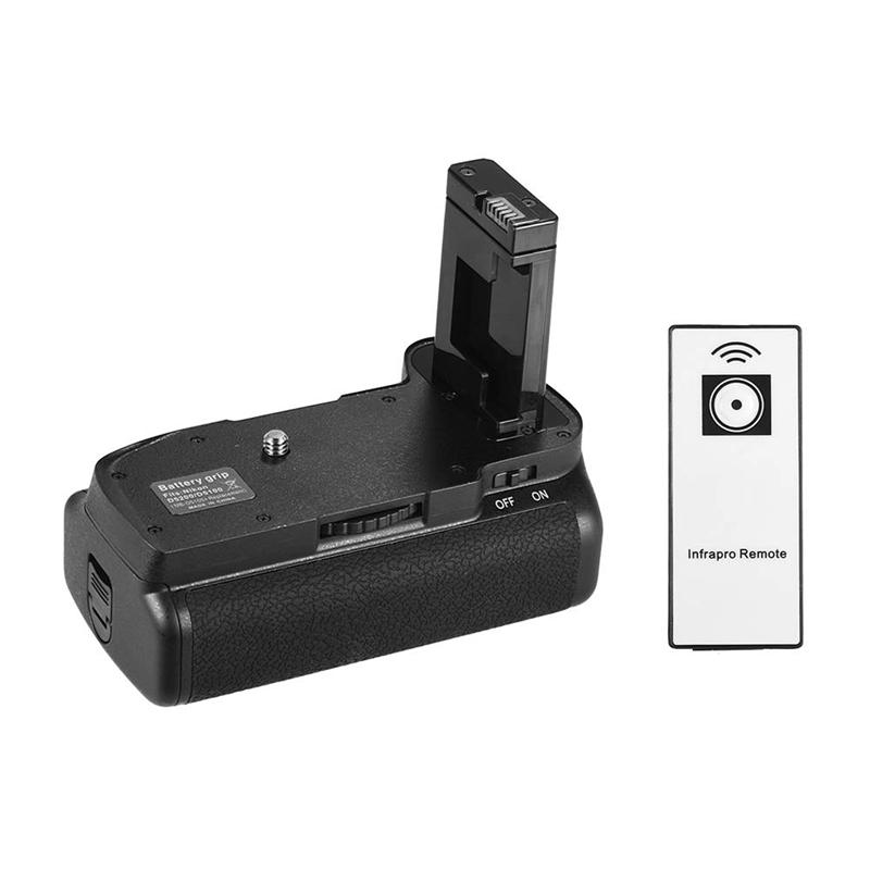 Bien Support De Batterie Vertical Pour Nikon D5100 D5200 Appareil Photo Reflex T4n9 Qualité SupéRieure (En)