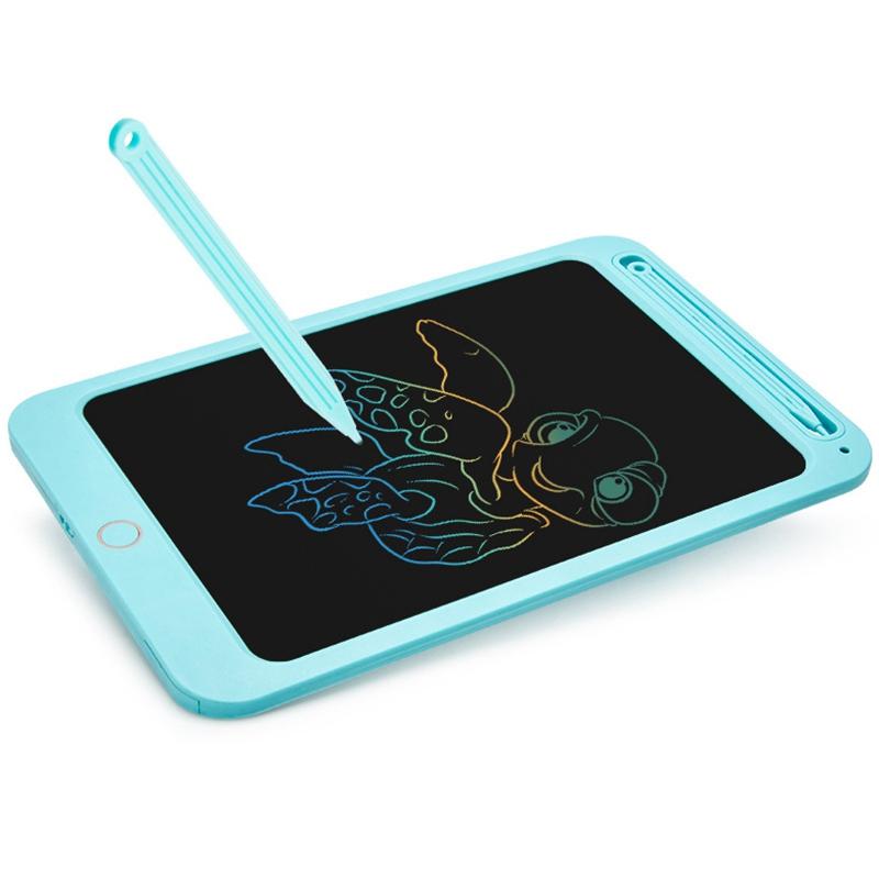 Tableta-LCD-de-Color-de-10-Pulgadas-Tableta-de-Dibujo-Digital-Tablero-Pintado-un miniatura 12