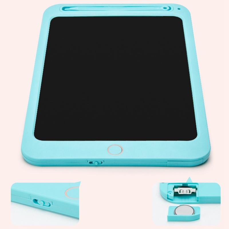 Tableta-LCD-de-Color-de-10-Pulgadas-Tableta-de-Dibujo-Digital-Tablero-Pintado-un miniatura 13