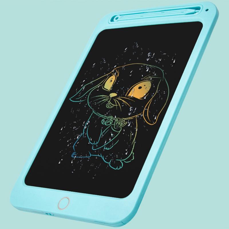 Tableta-LCD-de-Color-de-10-Pulgadas-Tableta-de-Dibujo-Digital-Tablero-Pintado-un miniatura 15