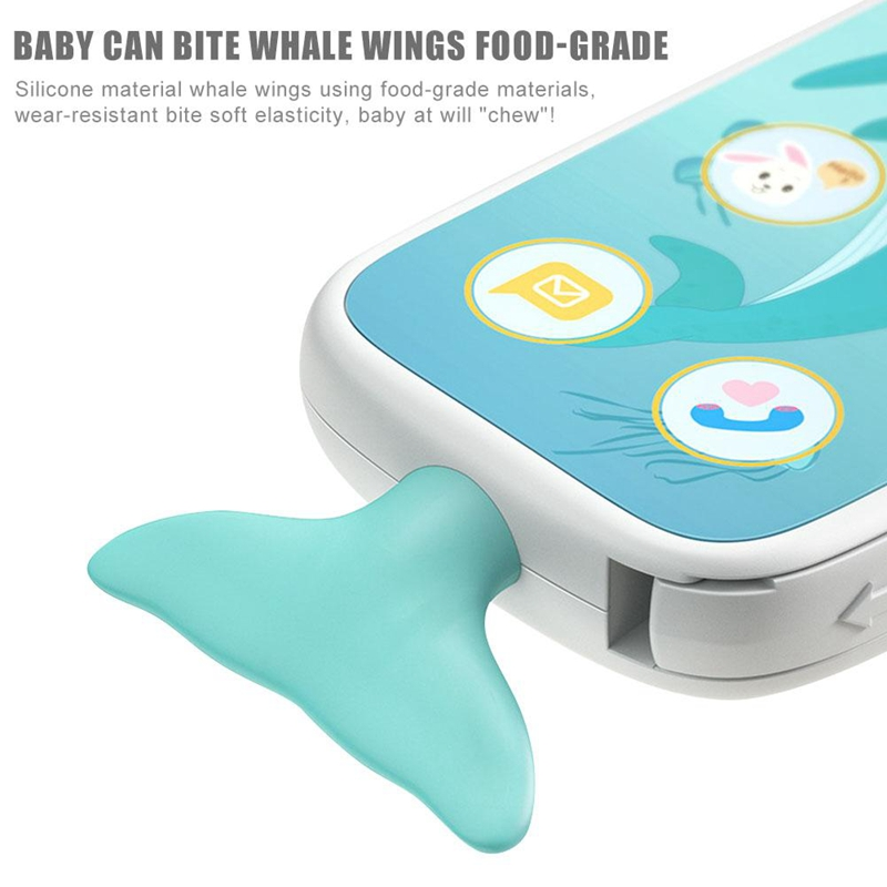 Tumama-Baby-Toy-Mobile-Phone-Baby-Multi-Function-Remote-Control-Puzzle-Earl-N6U1 thumbnail 6
