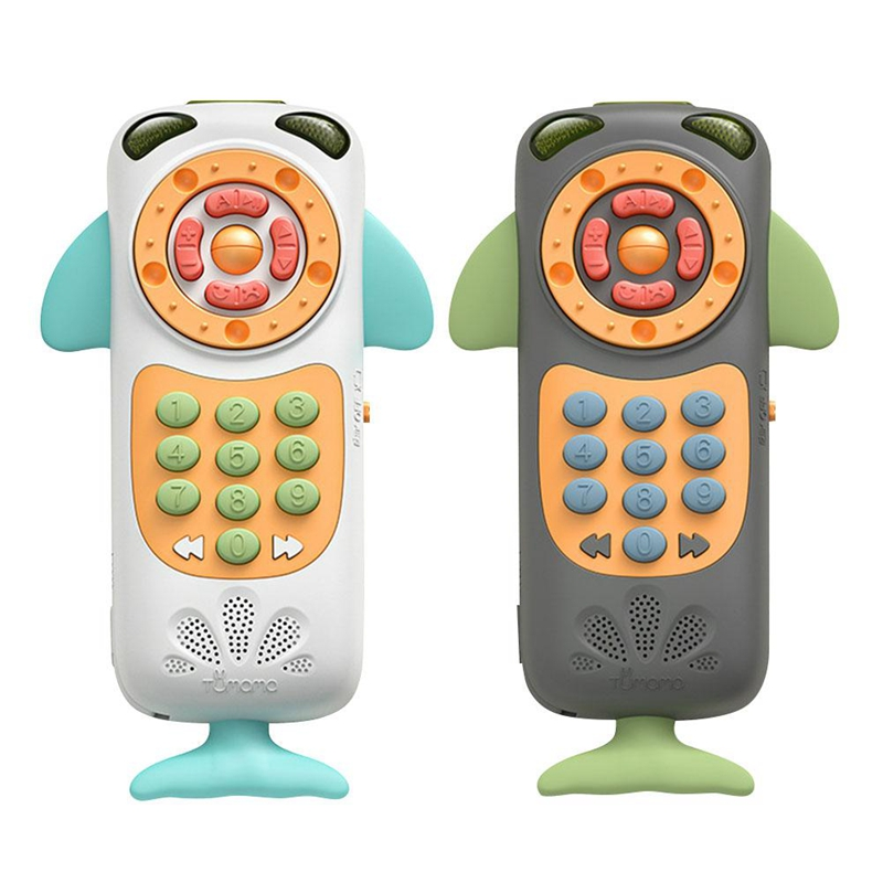 Tumama-Baby-Toy-Mobile-Phone-Baby-Multi-Function-Remote-Control-Puzzle-Earl-N6U1 thumbnail 7