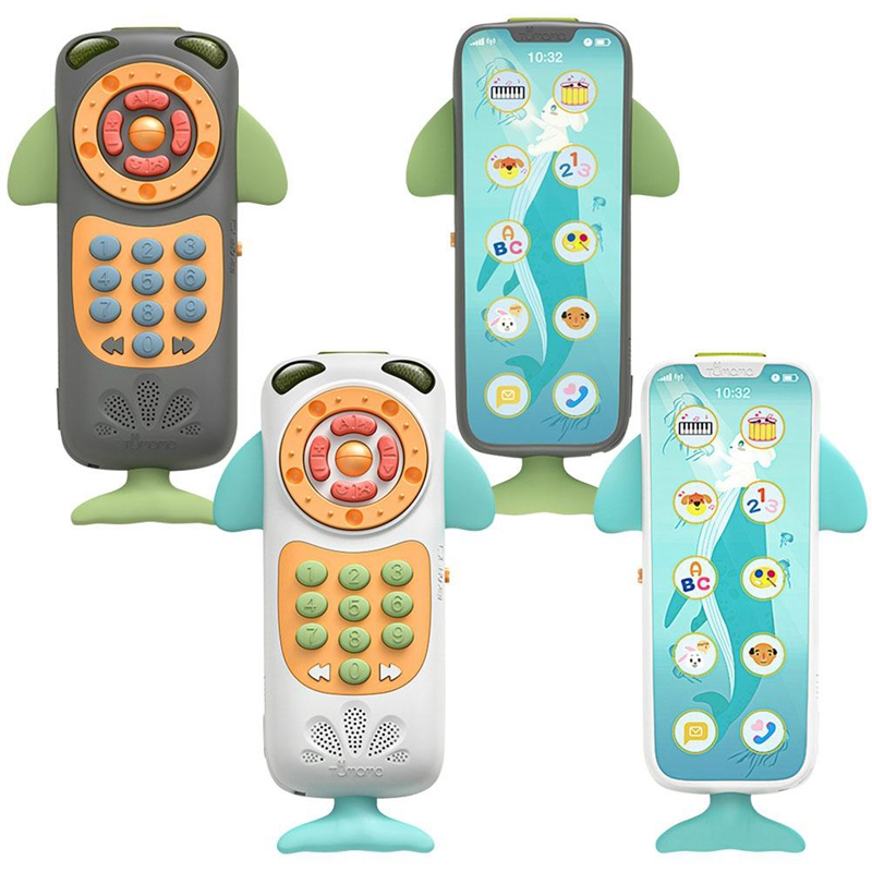 Tumama-Baby-Toy-Mobile-Phone-Baby-Multi-Function-Remote-Control-Puzzle-Earl-N6U1 thumbnail 8