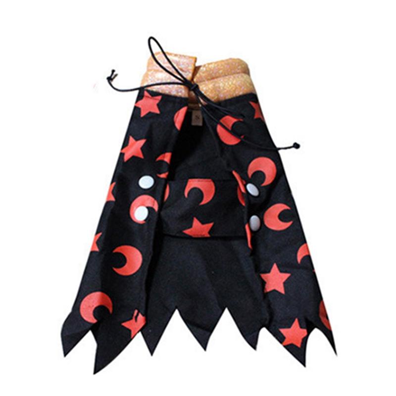 Animaux-Halloween-SorcieRe-Manteau-Chaud-Chien-Vetements-Vestes-Costume-V8H6 miniature 11