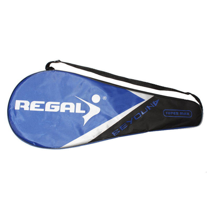 REGAIL-1Pcs-Raquetas-de-Raqueta-de-Tenis-de-AleacioN-de-Hierro-Equipadas-con-u2O miniatura 4