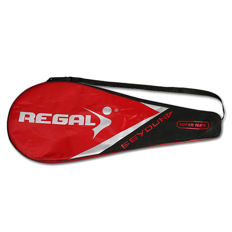 REGAIL-1Pcs-Raquetas-de-Raqueta-de-Tenis-de-AleacioN-de-Hierro-Equipadas-con-u2O miniatura 11