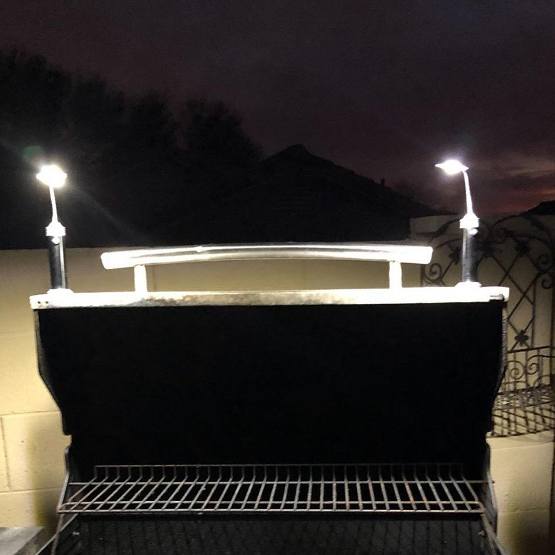 Details About Barbecue Grill Light Magnetic Base Super Bright Led Bbq Lights 360 Degree B3e1