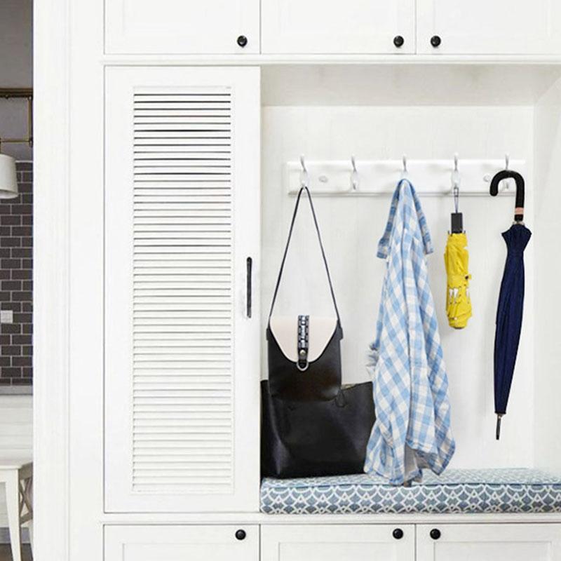 1X-Wood-Coat-Hook-Natural-Wall-Hanger-Hook-Hat-Clothes-Bag-Rack-Storage-SheY6G3 thumbnail 5