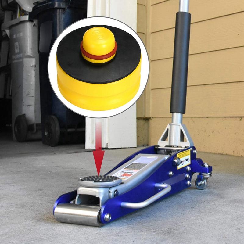 1-StueCk-Jack-Lift-Point-Pad-Adapter-Gummi-fuer-Alle-Tesla-Model-3-Modelle-S9Y8 Indexbild 5